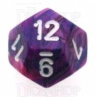 Chessex Festive Violet D12 Dice