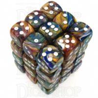 Chessex Festive Carousel 36 x D6 Dice Set
