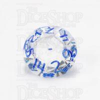 GameScience Gem Diamond & Blue Ink D14 Dice