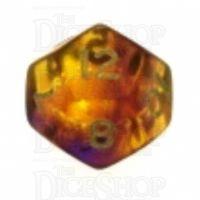 D&G Gem Blitz Purple D12 Dice