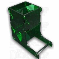Litko Acrylic Dice Tower Translucent Green - TGR