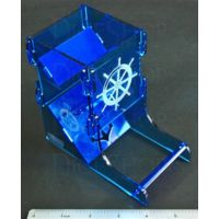 Litko Acrylic Dice Tower Nautical