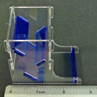 Litko Acrylic Dice Tower MINI Blue (GMG091-TBL)