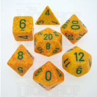 Chessex Speckled Lotus 7 Dice Polyset
