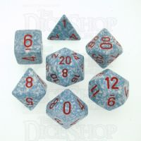 Chessex Speckled Air 7 Dice Polyset