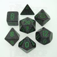 Chessex Speckled Earth 7 Dice Polyset