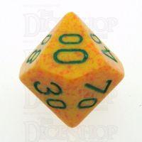 Chessex Speckled Lotus Percentile Dice