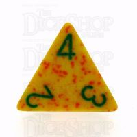 Chessex Speckled Lotus D4 Dice