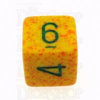 Chessex Speckled Lotus D6 Dice