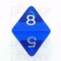 D&G Gem Blue D8 Dice