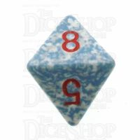 Chessex Speckled Air D8 Dice