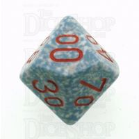 Chessex Speckled Air Percentile Dice