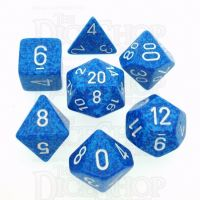 Chessex Speckled Water 7 Dice Polyset