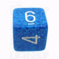 Chessex Speckled Water D6 Dice