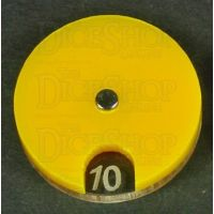 Litko Circle Combat Dials Opaque Gold x 2 (TS232-GLD)