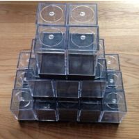 CLEARANCE 25 x Standard Perspex Dice Cubes