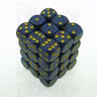 Chessex Speckled Twilight 36 x D6 Dice Set