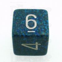 Chessex Speckled Sea D6 Dice