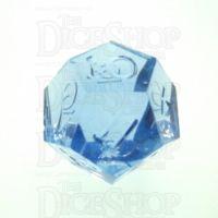 GameScience Gem Ice Blue Moonstone D12 Dice