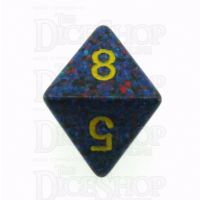 Chessex Speckled Twilight D8 Dice