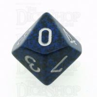 Chessex Speckled Stealth D10 Dice