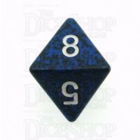 Chessex Speckled Stealth D8 Dice