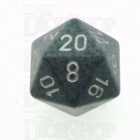 Chessex Speckled Hi Tech D20 Dice