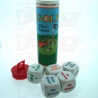 Koplow Golf 5 x D6 Dice Game
