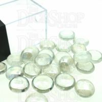 TDSO Glass Diamond Counters Large