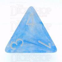 Chessex Borealis Sky Blue D4 Dice