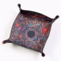Folding Dice Tray - Space - Black Hole