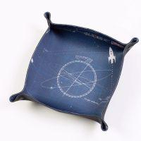 Folding Dice Tray - Space - Orbital Velocity