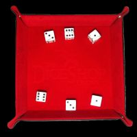 TDSO Folding Red Dice Tray