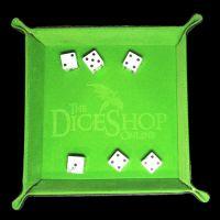 TDSO Folding Green Dice Tray