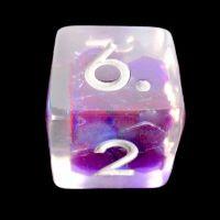 TDSO Purple Dragon Scale D6 Dice