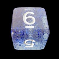 TDSO Glitter Dark Blue D6 Dice