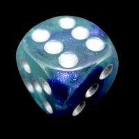 TDSO Photo Reactive Blue & Green With Silver 16mm