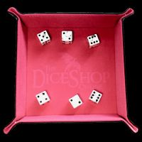 HALF PRICE TDSO Folding Dark Hot Pink Tray