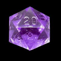 GameScience Gem Amethyst D20 Dice