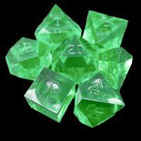 GameScience Gem Emerald 7 Dice Polyset
