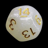 Impact Ray of Frost D14 Dice