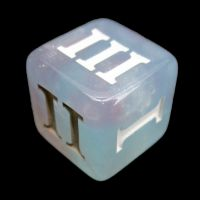 Impact Polymorph Roman Numeral D3 Dice