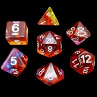 TDSO Layer Golden Time 7 Dice Polyset