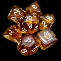 TDSO Character Class Monks Fist 7 Dice Polyset