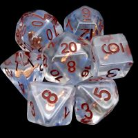 TDSO Character Class Bards Lute 7 Dice Polyset