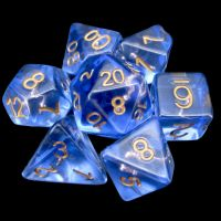 TDSO Character Class Wizards Wand 7 Dice Polyset