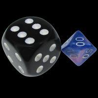 TDSO Duel Blue & Pink MINI 10mm Percentile Dice