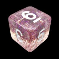 TDSO Particles Array of Stars D6 Dice