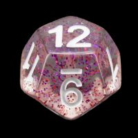 TDSO Particles Array of Stars D12 Dice