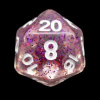 TDSO Particles Array of Stars D20 Dice